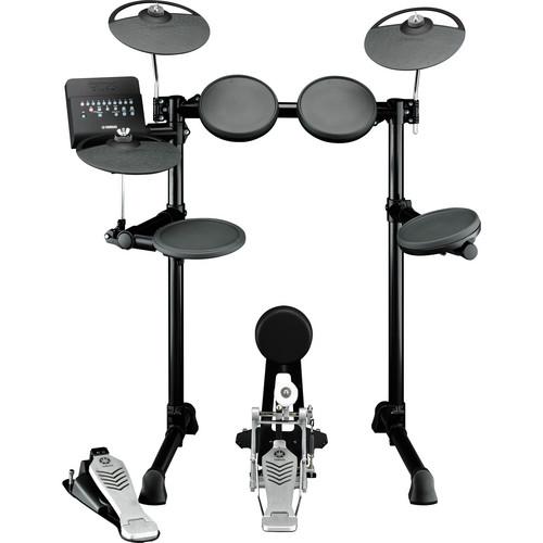 Yamaha DTX450K Electronic Drum Kit Value Bundle Kit