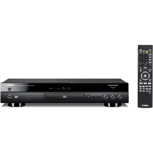 Yamaha BD-A1020 Blu-ray Disc Player with Wi-Fi