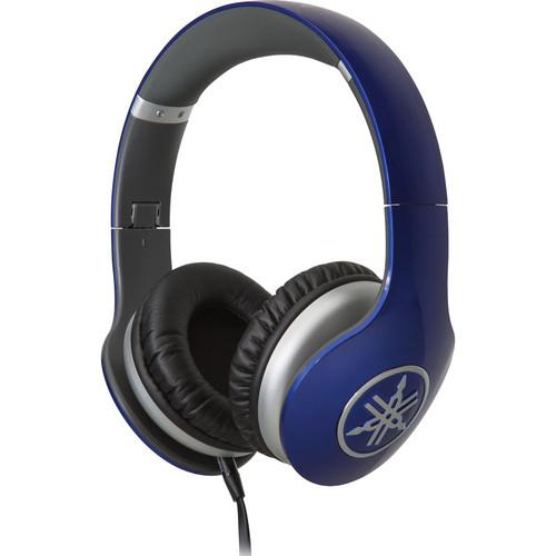 Yamaha PRO 500 Over-Ear Headphones (Blue)