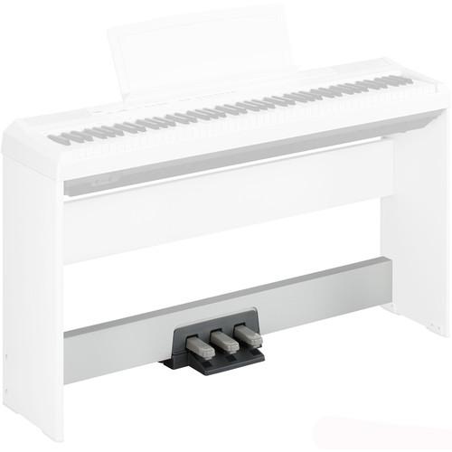 Yamaha LP5A Three-Pedal Unit for P85, P105, P115 Digital Pianos (White)