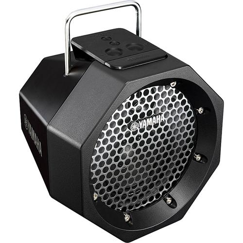 yamaha pdx b11 portable bluetooth speaker black pdx. Black Bedroom Furniture Sets. Home Design Ideas