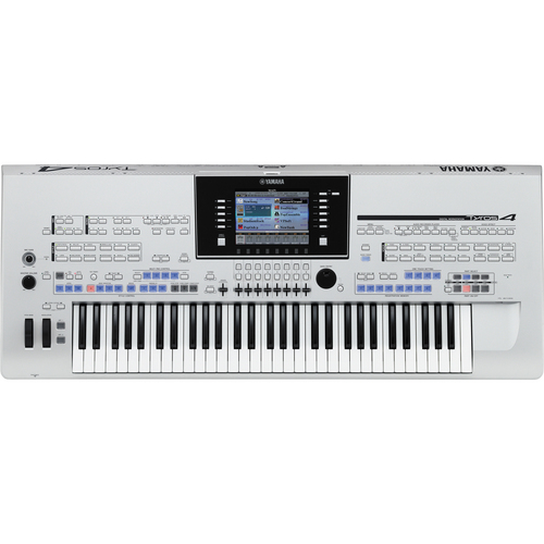 Yamaha Tyros4 61-Key Arranger Workstation Keyboard