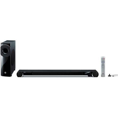 Yamaha YSP-4300 Digital Sound Projector & Wireless Active Subwoofer (Black)