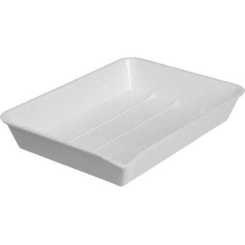 """Yankee Agitray Developing Tray (5 x 7"""", White)"""