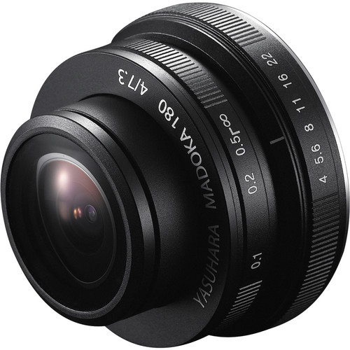 Yasuhara Madoka 180 Fisheye Lens for Sony E Mount