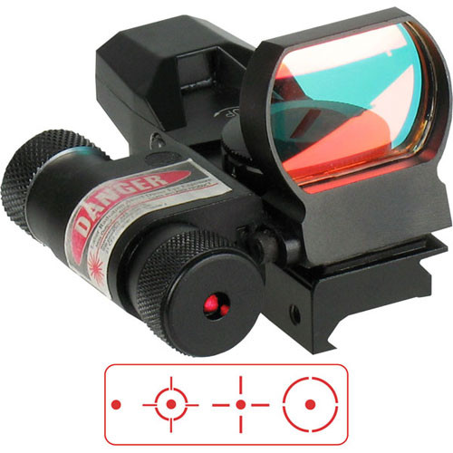 Sightmark Sightmark Dual Shot Reflex Sight (Black)