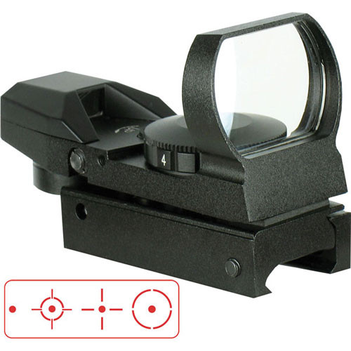 Sightmark Sure Shot Reflex Sight (Black)
