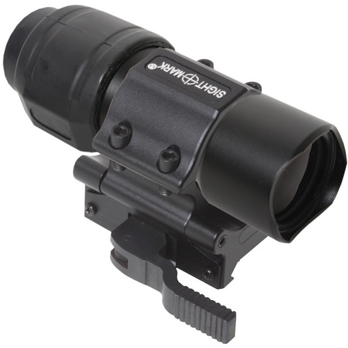 Sightmark 3x Tactical Magnifier Slide-to-Side