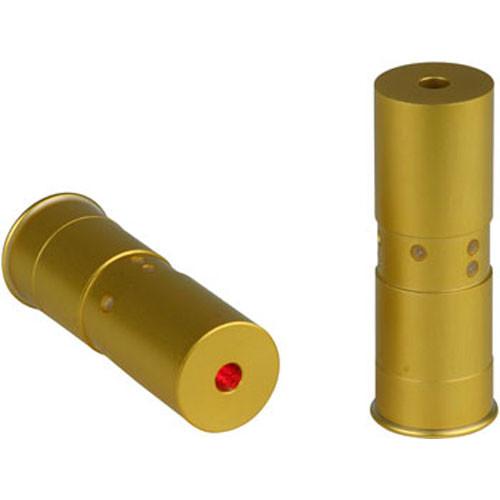 US Cartridge CAL Gauge Laser Bore Sighter 20GA Pistol Gun Boresighter Bore Sight