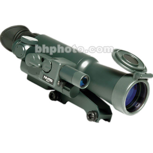 Yukon Advanced Optics Mini Varmint Hunter 1.5x42 1st Generation Night Vision Riflescope with Illuminated Red Cross Reticle