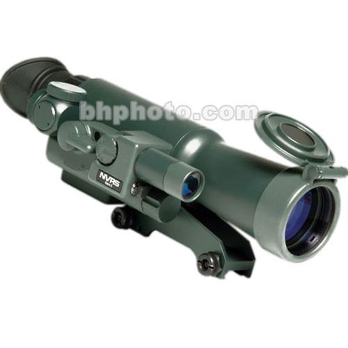 Yukon Advanced Optics Mini Varmint Hunter 1.5x42 1st Generation Night Vision Riflescope with Illuminated Red Cross Reticle