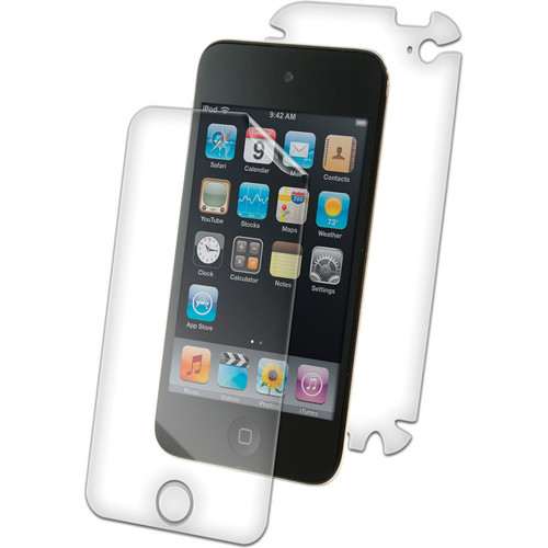 ZAGG invisibleSHIELD Apple iPod Touch 4th Gen Maximum Full Body Coverage Screen Protector