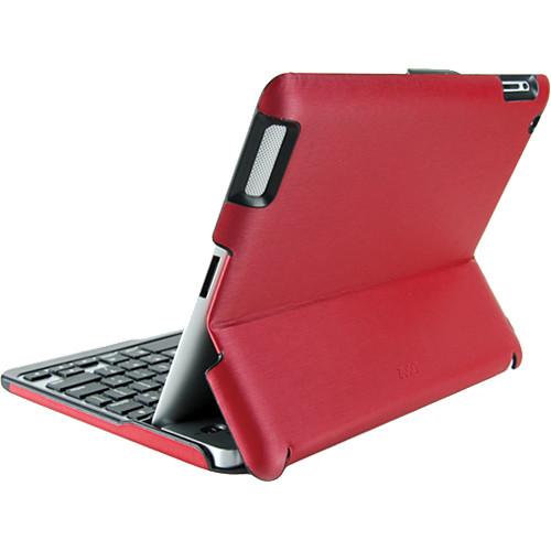 ZAGG ZAGGfolio for The new iPad and iPad 2 (Metallic Red)