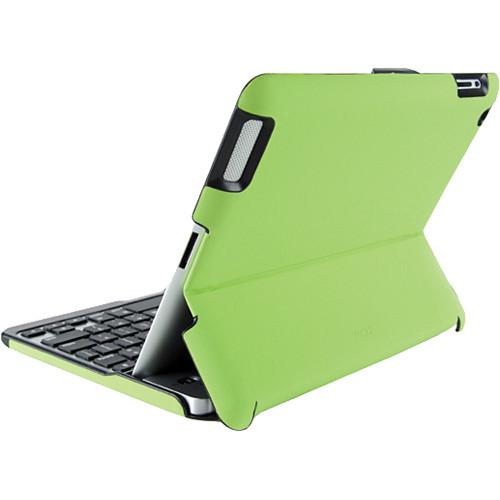 ZAGG ZAGGfolio for The new iPad and iPad 2 (Smart Green)