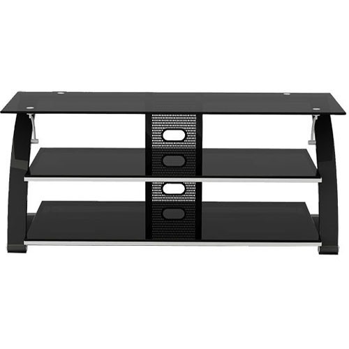 "Z-Line Vitoria 40"" Wide TV Stand (Black)"