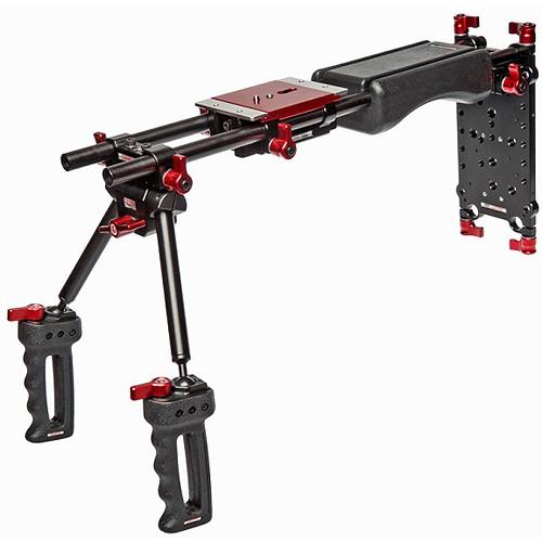 Zacuto Stinger Shoulder-Mounted Rig for Blackmagic Camera