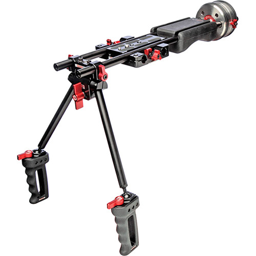 Zacuto C300 Stinger In-Line Shoulder Mounted Rig