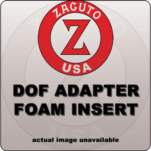 Zacuto DOF Adapter Foam Insert