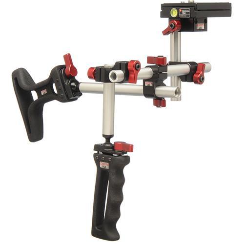 Zacuto Z-DSLR-TS DSLR Tactical Shooter Kit