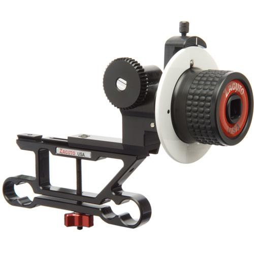 Zacuto Z-FF-S Z-Focus Studio Flippable Single 19/15mm