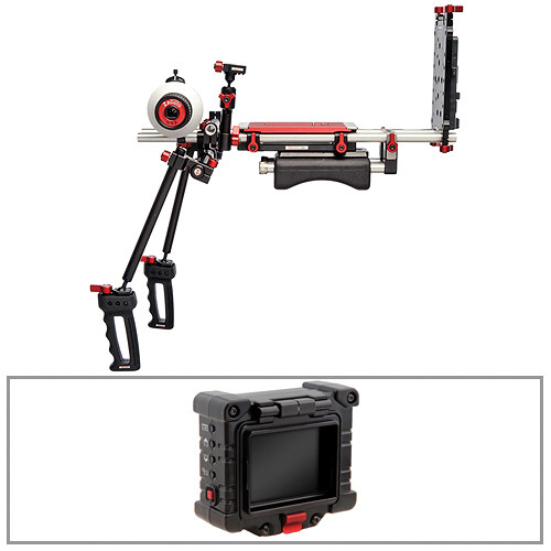 Zacuto EVF Filmmaker with EVF Flip Kit