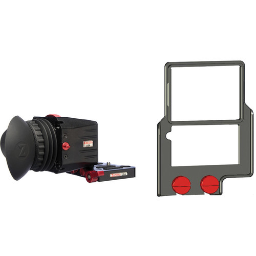 Zacuto Z-Finder Pro 3x Kit for Tall DSLRs