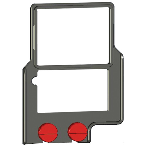 Zacuto Z-Finder Mounting Frame for Tall DSLR Bodies