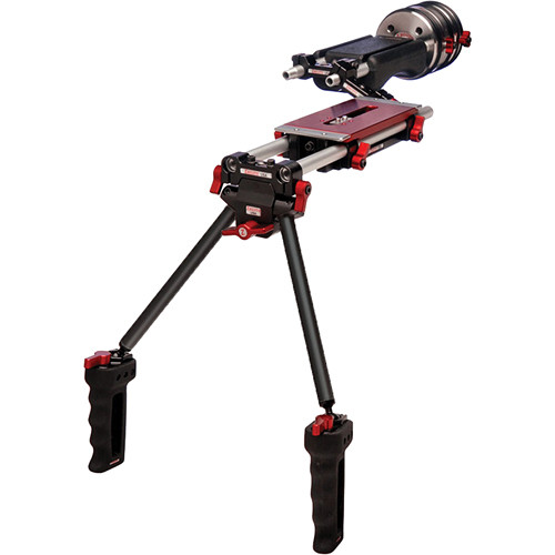 Zacuto Newsman Baseplate Kit (Black)