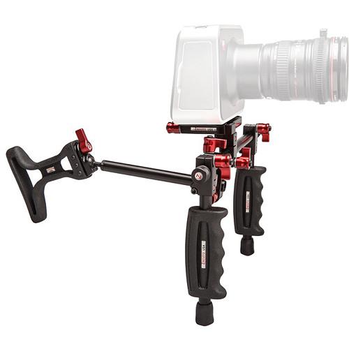 Zacuto Striker Camera Rig for Blackmagic Camera
