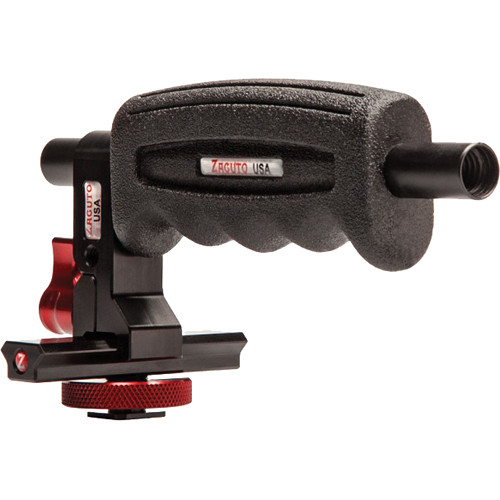 Zacuto Cold Shoe Handle: Top Handle for Lightweight Cameras / Rigs