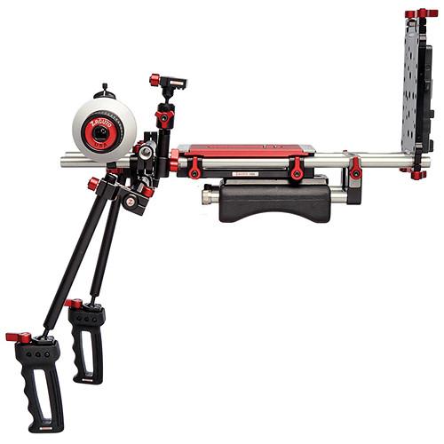 Zacuto Z-FILM-EVF EVF Filmmaker Kit With V-Mount Battery Plate