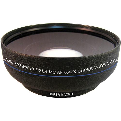 Zeikos 82mm 0.4x Super Wide Angle Lens