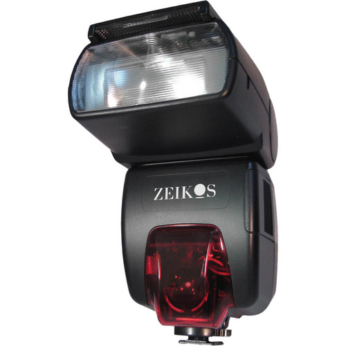 Zeikos ZE-680X Professional Digital SLR Camera Flash for Canon EOS With LCD