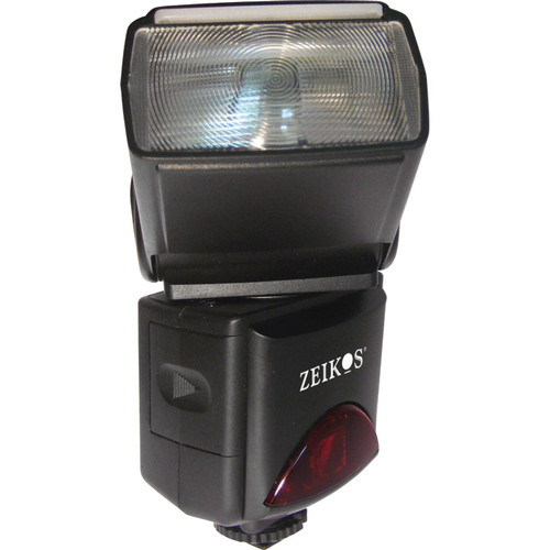 Zeikos ZE-AF585P Professional Digital SLR Camera Flash