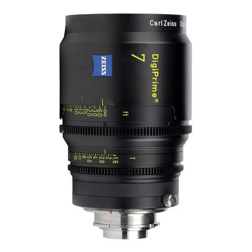 Zeiss DigiPrime 7mm T1.6 Cine Lens