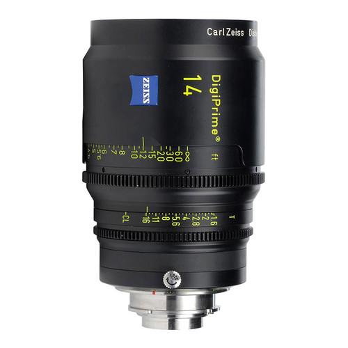 Zeiss DigiPrime 14mm T1.6 Cine Lens