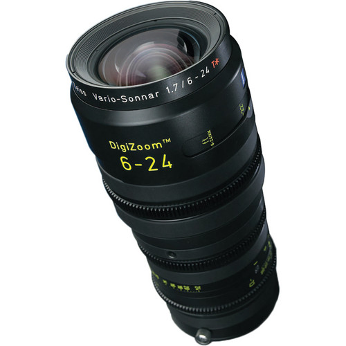 Zeiss DigiZoom 6-24mm T1.9