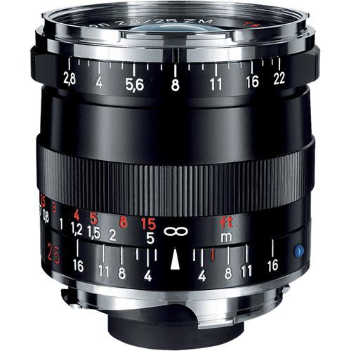 Zeiss 25mm f/2.8 ZM Lens - Black