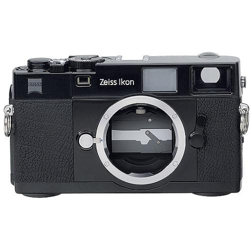 Zeiss Ikon 35mm Rangefinder Camera Body -Black