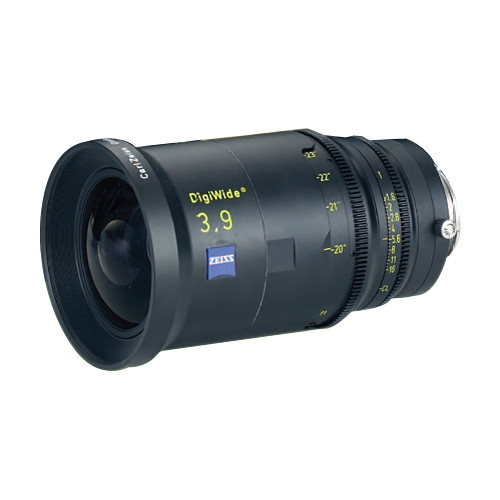 Zeiss DigiPrime 3.9mm T1.9 Cine Lens