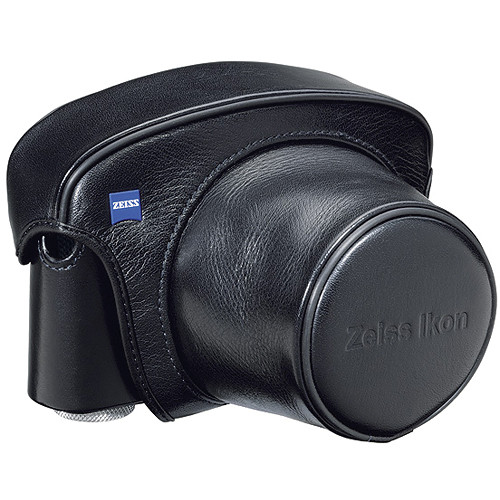 Zeiss Classic Leather Ever-Ready Case (Black)
