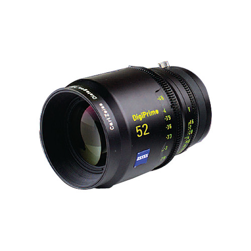 Zeiss DigiPrime 52mm T1.6 Cine Lens