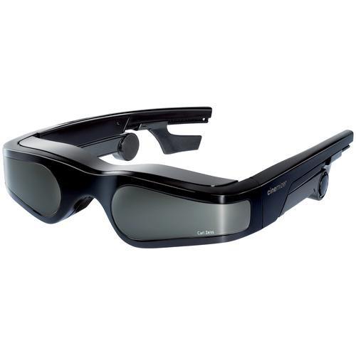 zeiss cinemizer eyewear black 1488 603 b h photo