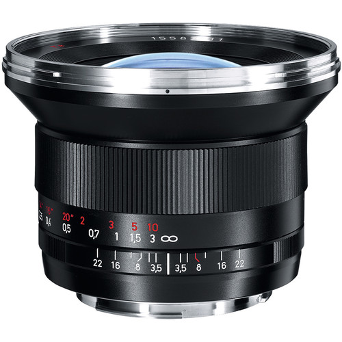ZEISS Distagon T* 18mm f/3.5 ZE Lens for Canon EF