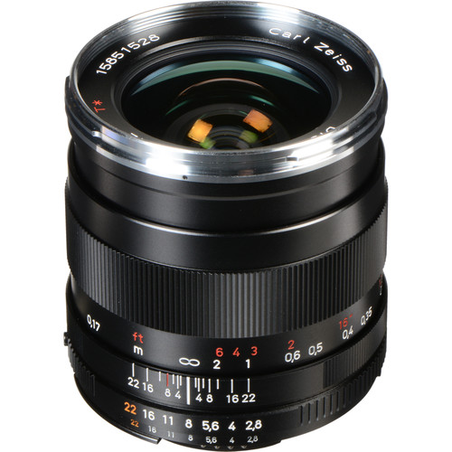 Zeiss Distagon T* 25mm f/2.8 ZF.2 Lens for Nikon F Mount