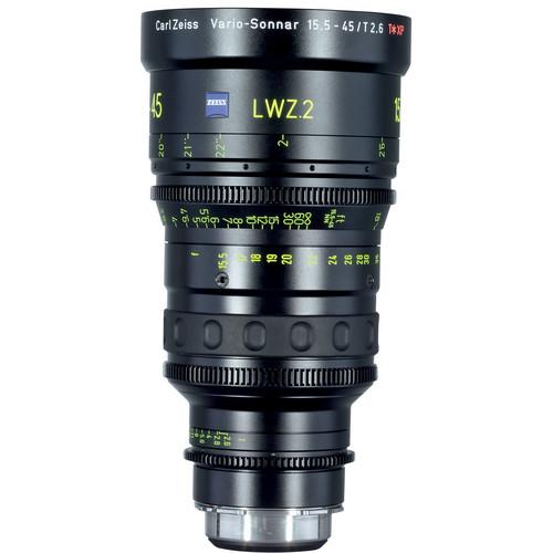 ZEISS LWZ.2 Lightweight 15.5-45mm T2.6 Zoom (EF Mount)