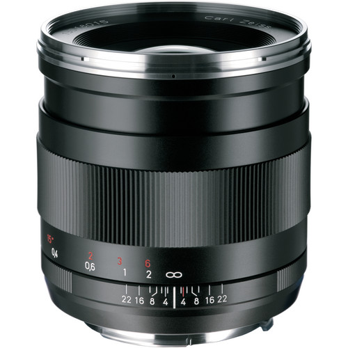 ZEISS Distagon T* 25mm f/2 ZE Lens for Canon EF