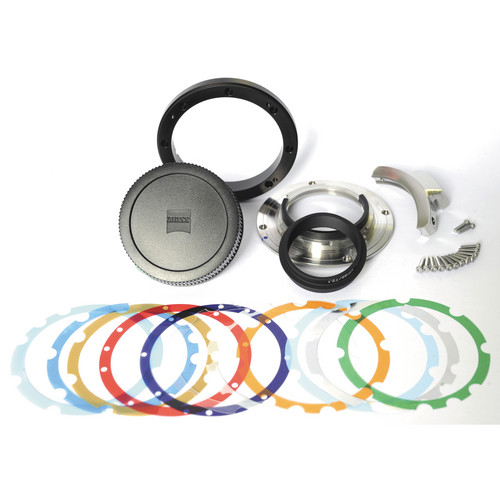 Zeiss Interchangeable Mount Set F for T2.1/50/T2.1/85 Lens