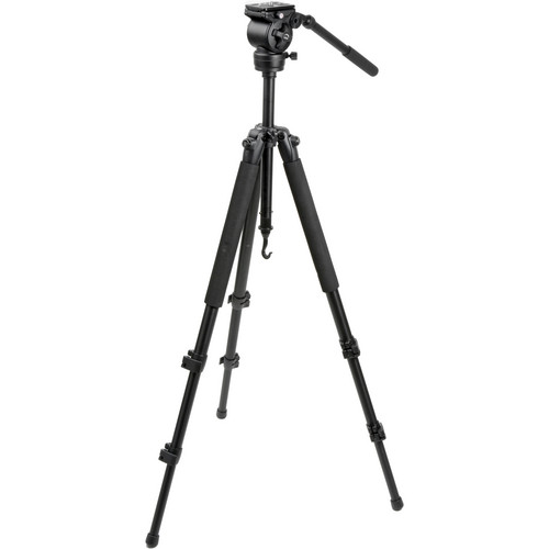 Zeiss Aluminum 3-Section Tripod with 2-Way Head