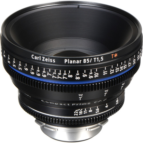 Zeiss Compact Prime CP.2 85mm/T1.5 Super Speed PL Mount with Imperial Markings